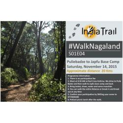 S01E04 of Walk Nagaland by The India Trail