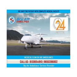 Pick Air Ambulance Service in Delhi with the Latest Medical Service