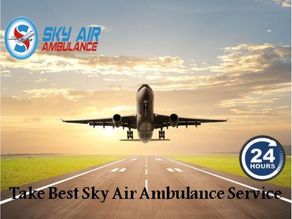 Choose Sky Air Ambulance in Hyderabad with Specialized MD Doctor