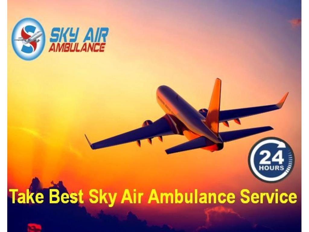 Pick Solid Way of Medical Evacuation by Air Ambulance from Jaipur