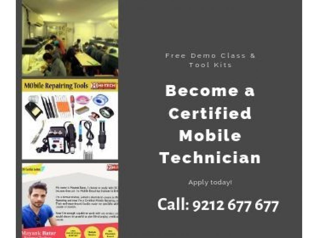 Chip level Laptop Repairing Course in Kakrola