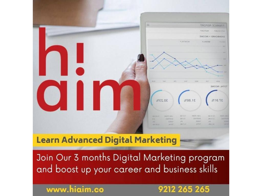 Best Digital Marketing Classes in Peeragarhi