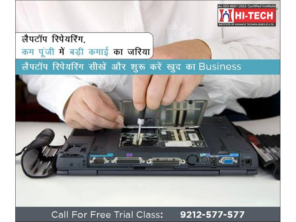 Hi tech Laptop & Mobile Repairing Training Institute