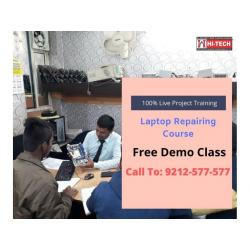 Hi tech Laptop Repairing Training Institute Karol Bagh