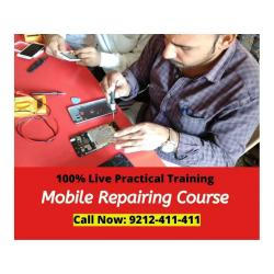 Mobile repairing institute in Kirti Nagar
