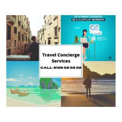 Online Premium Travel Concierge