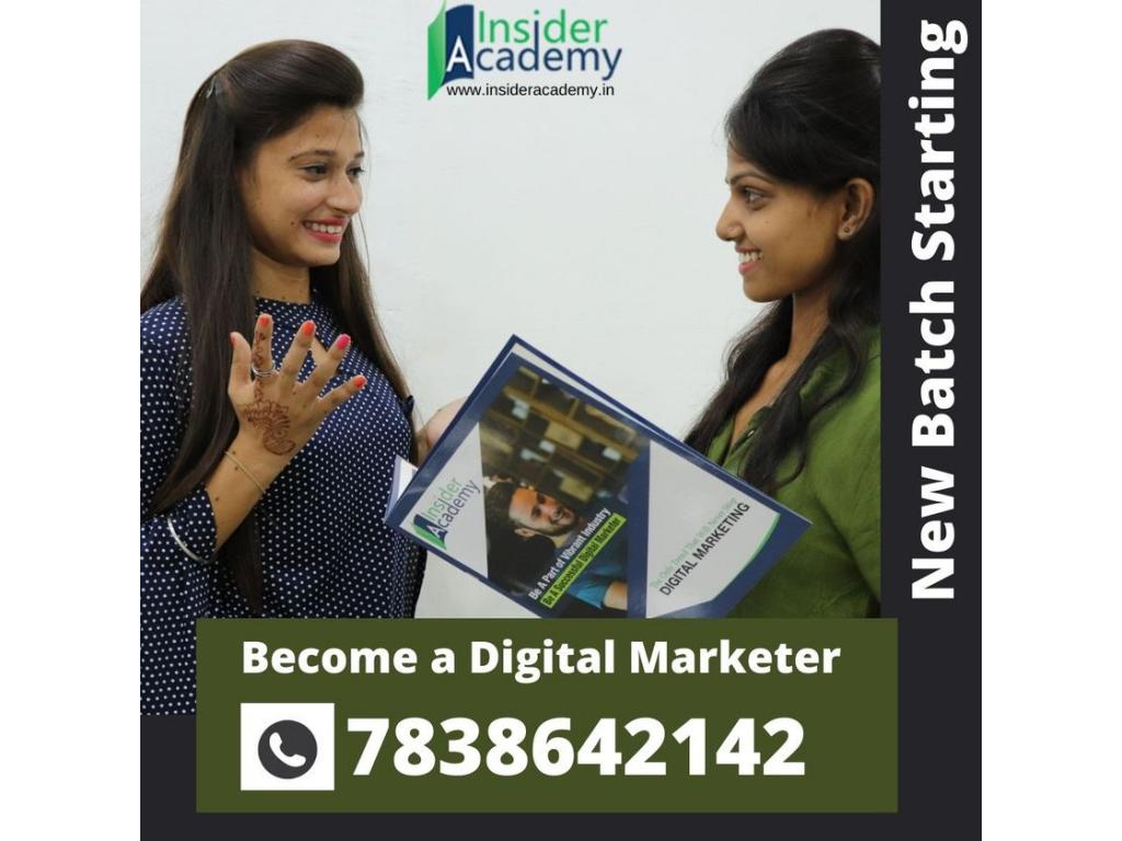 Digital Marketing Institute Course in Mayur Vihar Phase 2