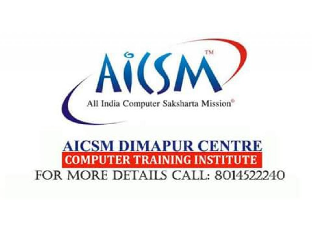 Computer Training & spoken english at AICSM Dimapur Centre.