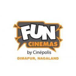 Movie Theaters in Nagaland: Fun Cinemas in Dimapur, Nagaland