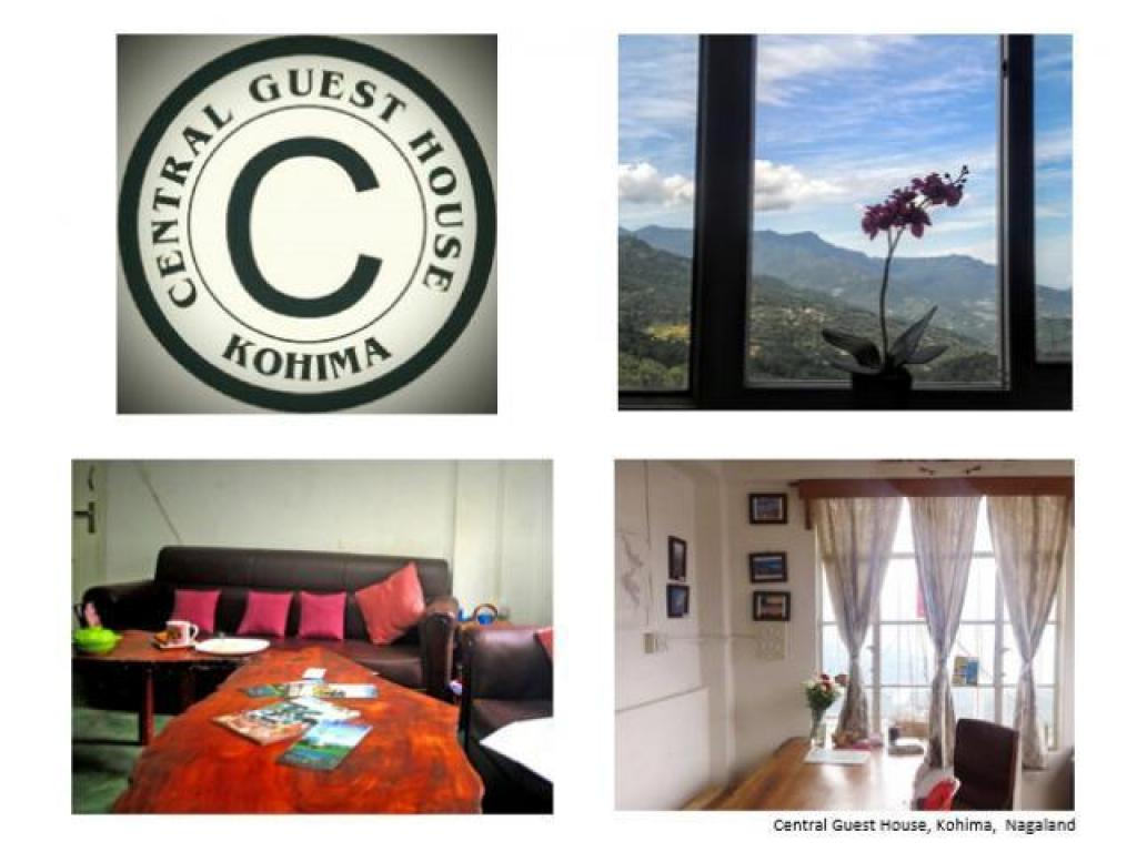 Central Guest House accommodation in Kohima Nagaland