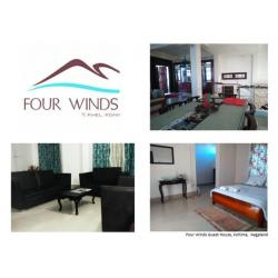 Four Winds Guest House accommodation in Kohima Nagaland