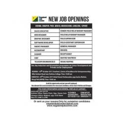 Multiple Job Openings In Nagaland - Contact NJC