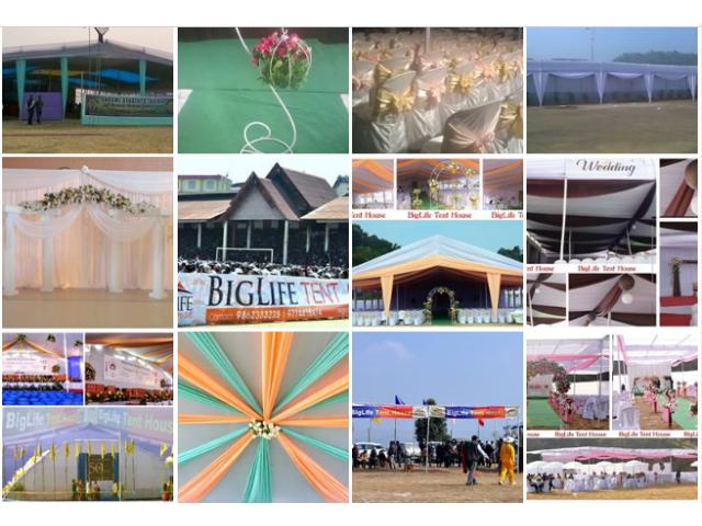 BigLife Tent House - Wedding And Event Planning Services, Rentals- Kohima Nagaland