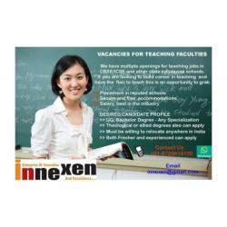 PRT / TGT / PGT Teacher job Vacancies