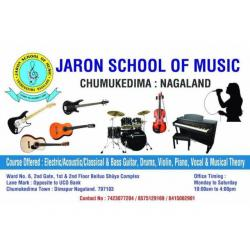 Jarson School of Music Chumukedima - Music classes in Nagaland