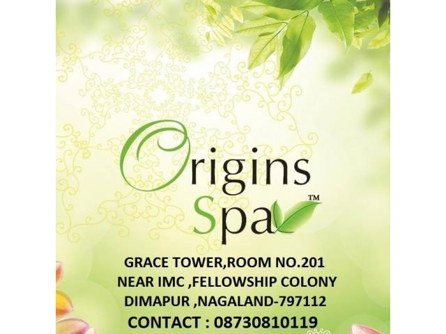 Origins Spa - Spa & Massage in Dimapur Nagaland