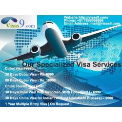 Dubai Visa Online | Apply Dubai Visa from India | Dubai Tourist Visa Application | Dubai Tourist Vis