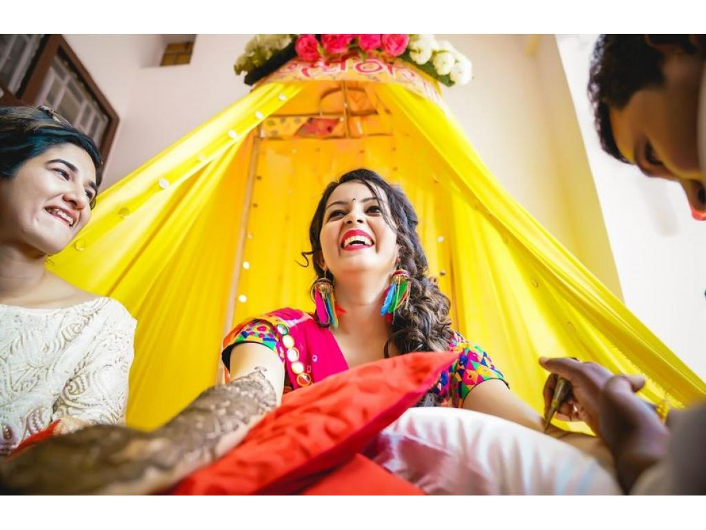 Best Candid wedding photographers in Delhi NCR