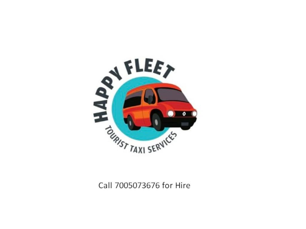 Happy Fleet - Taxi Hire Nagaland, Assam and Meghalaya